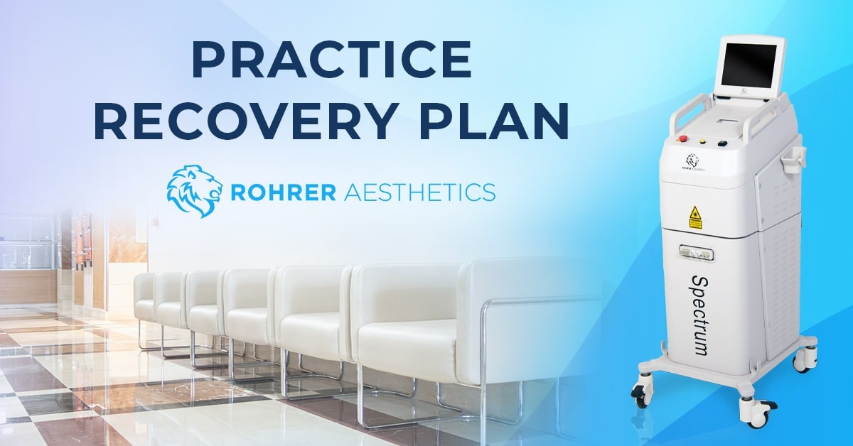 Practice Recovery Plan: Affordable Aesthetics Equipment From Rohrer Aesthetics